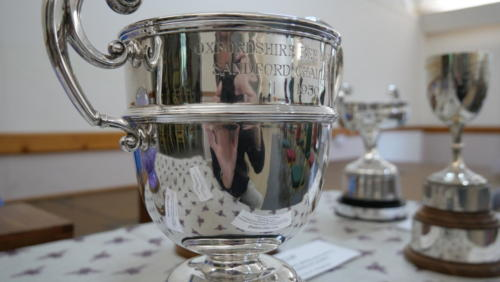 Sandford Challenge Cup for honeycomb, mead and photography