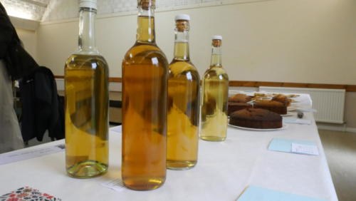 Class 21: One bottle of Mead (dry)